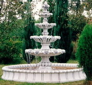Фонтаны и др. декоративные изделия для Вашего сада
