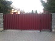 Заборы,  ворота и др. металлоконструкции любой сложности. - foto 0