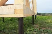 Свайный Фундамент*Дом*Баня. В Мостах и районе