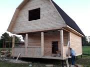 Если вам нужен качественный сруб Дома и бани. Новогрудок - foto 3
