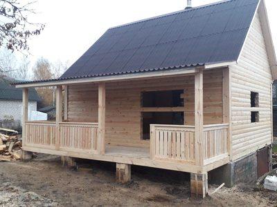 Построим Дом и баню. Цены низкие качество на высоте. Мосты - main