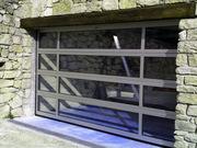 Элегантные воротные автоматические системы для гаража - foto 0