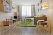 Заметка с видео про Дизайн комнаты в однокомнатной квартире