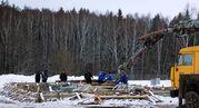 Строительство фундамента зимой + Видео